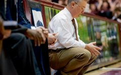 Hinson steps down after tournament loss against Northern Iowa