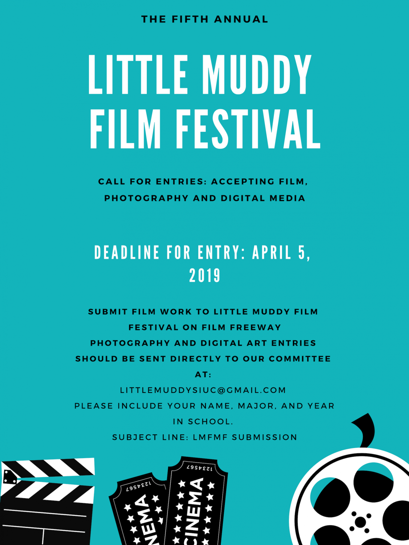 5th annual Little Muddy Film Festival seeking student