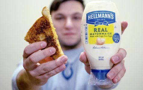 Opinion: Better than butter, Mayo belongs on grilled cheese