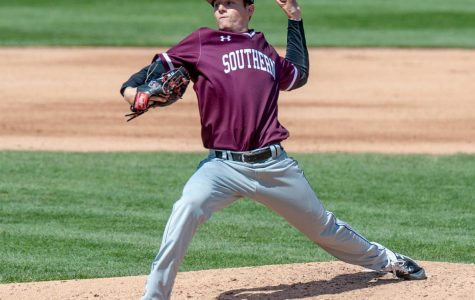 Southern Illinois swept by Bradley Braves in three game series