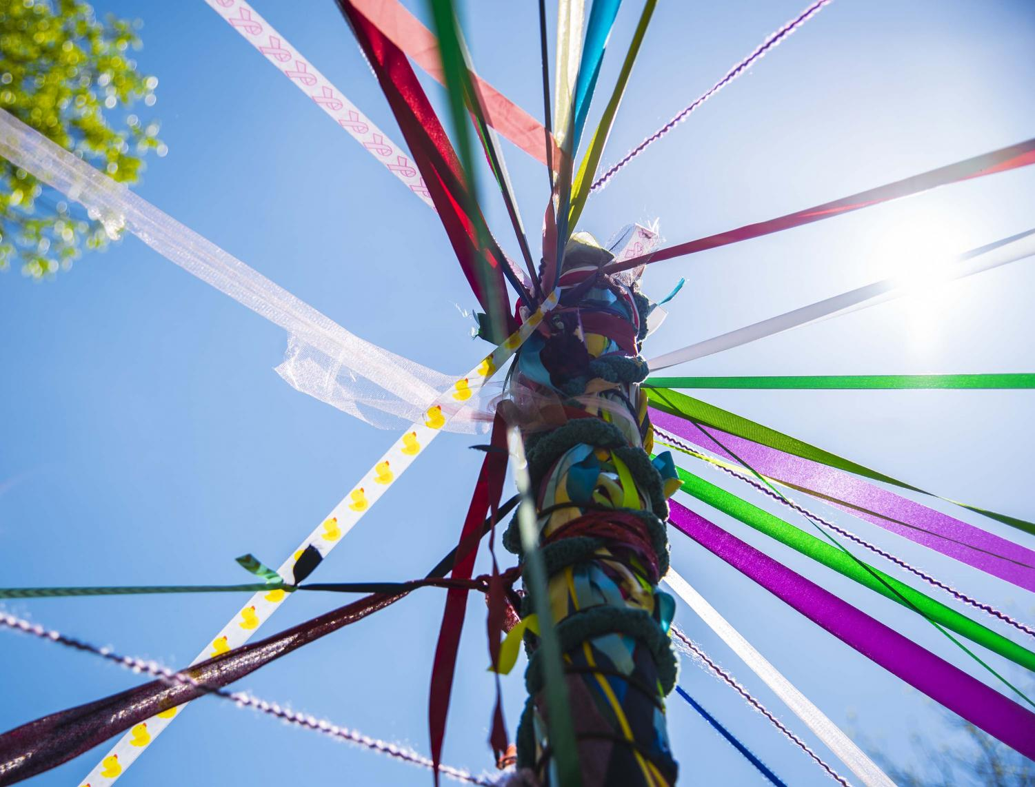 The+SIPA+Beltane+Ritual+was+held+on+April+28%2C+2019+at+Giant+City+State+Park.+Tara+Nelsen%2C+who+was+in+charge+of+the+event%2C+said%2C+%E2%80%9CThe+sacred+ritual+was+to+represent+fertility+and+growth+in+life.+It%E2%80%99s+about+abundance+and+being+happy.%E2%80%9D+