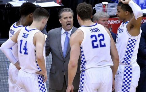 Mark Story: For Kentucky, NCAA tourney 'brackets of death' have worked better than 'easy paths'