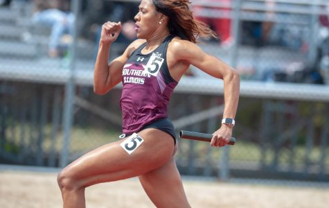 Track and Field prepares for MVC Championship at Louisville Invitational