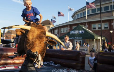 Gallery: From bumper cars to bull riding, a day at the fair