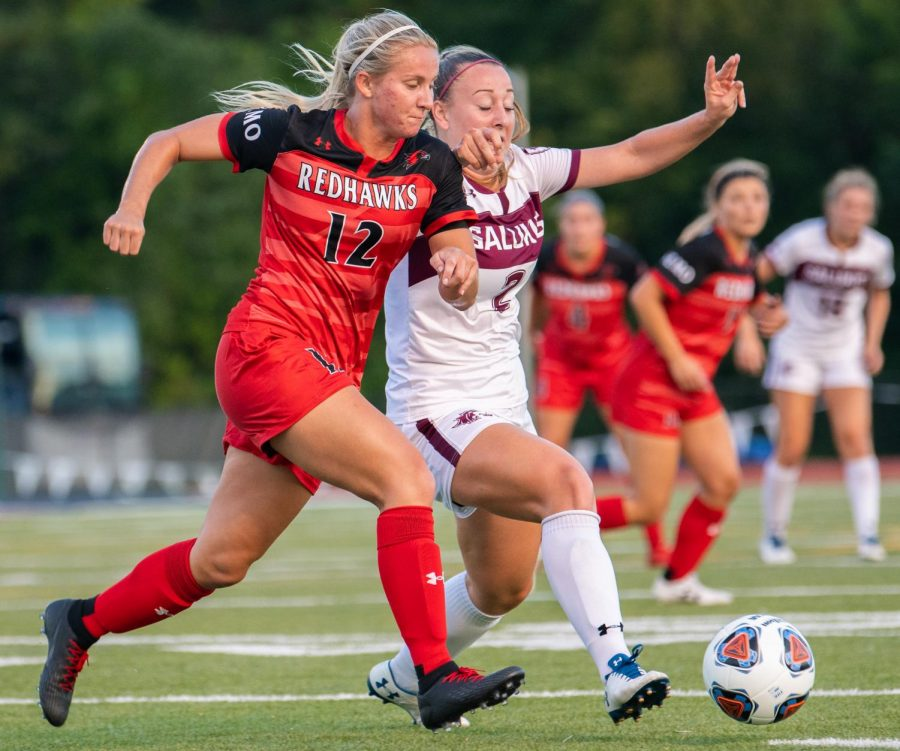 Soccer Community comes out for first Saluki soccer game