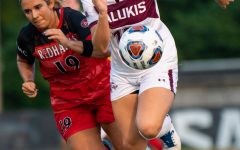 Saluki Soccer Splits With EIU After A Two-Overtime Battle