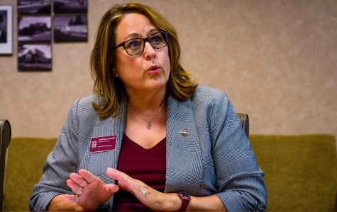 Jennifer DeHaemers named new VP of Central Michigan University, leaving position at SIU