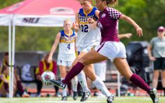 Salukis unable to hold off Colorado College in 2-0 loss