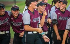 Saluki softball sweeps fall ball double-header