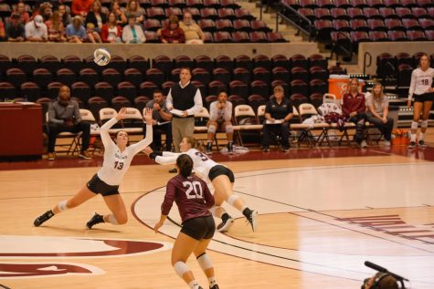 SIU splits matches in home opener of Saluki Bash