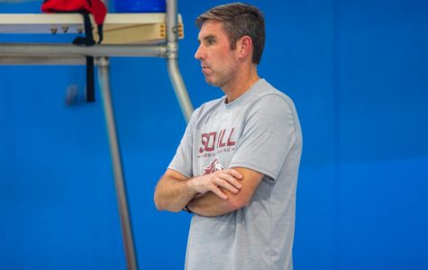 Hanson brings new heart to Saluki swimming and diving