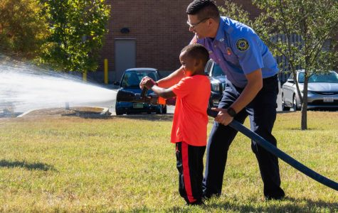 'Not every hero wears a cape,' Carbondale Fire Department puts on annual open house