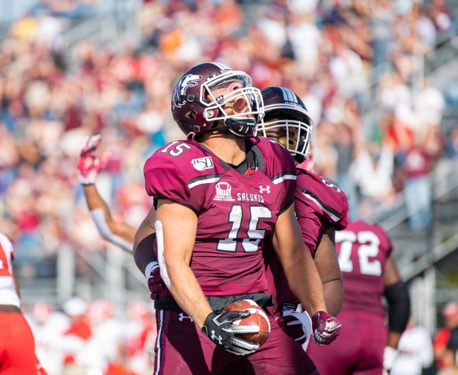 SIU Football to return to the field in October