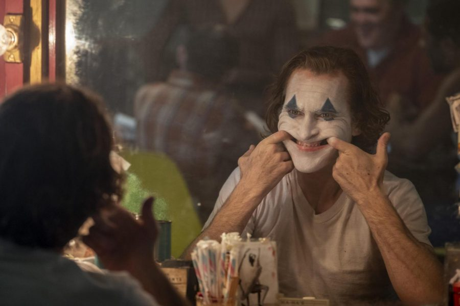 Joaquin Phoenix stars in  2019's