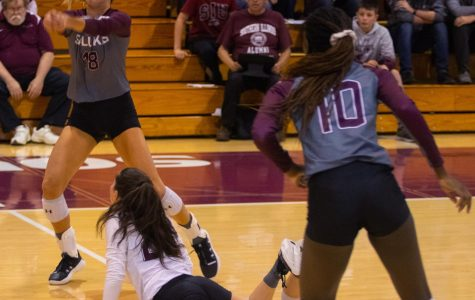Sycamores shut down Saluki volleyball