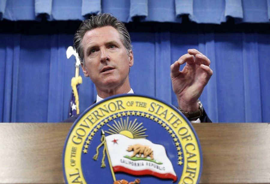 California Gov. Gavin Newsom has signed a law that would let athletes at California universities make money from their images, names or likenesses. [Dispatch]