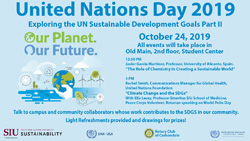 SIU celebrates United Nations Day