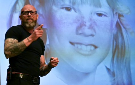 Bucking the System: Buck Angel presents at SIU