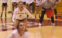Sycamores complete season sweep of Saluki volleyball