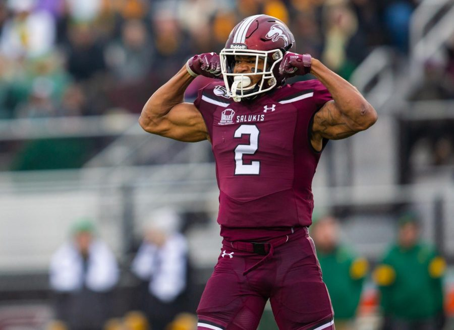 Two Salukis headed to NFL after 2020 Draft