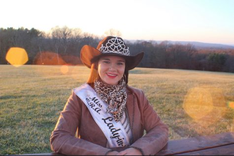 Rodeo competitor, pageant queen: Kaitlin McWhorter has won it all