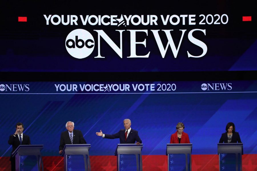 2020 race heats up and candidates begin to drop