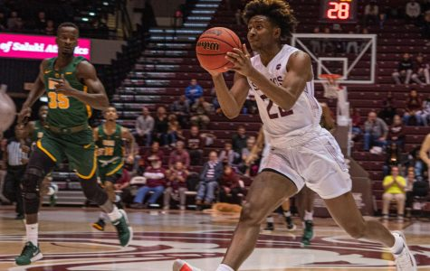 Salukis fall to Missouri on the road, 64-48