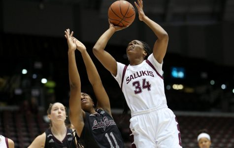 Gallery: Salukis take Lady Bears down a notch in the MVC with 70-68 win