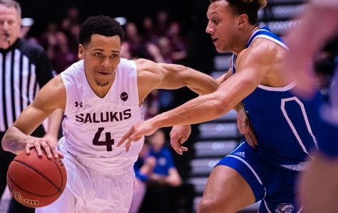 Salukis power past Bulldogs for eighth-straight home win