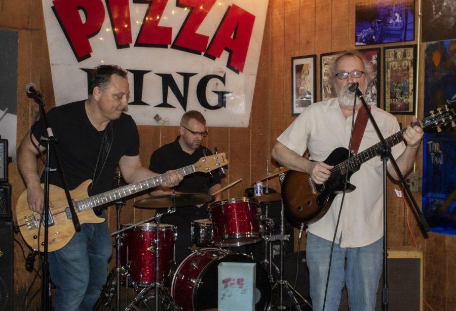 Chris DiBiase, Jimmy Beers and Robert Russel play and sing Saturday, Jan. 25 at PKs.