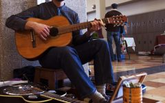 Photo of the Day: Music at the market