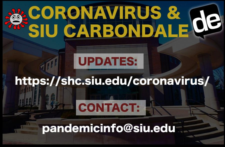 SIU offering counseling services to students amid COVID-19 outbreak