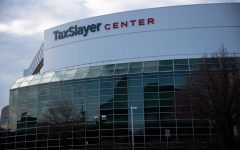 The Missouri Valley Conference, Hoops in the Heartland woman's basketball tournament, has been cancelled at the Moline TaxSlayer Center due to Covid-19 concerns on Thursday, March 12, 2020.