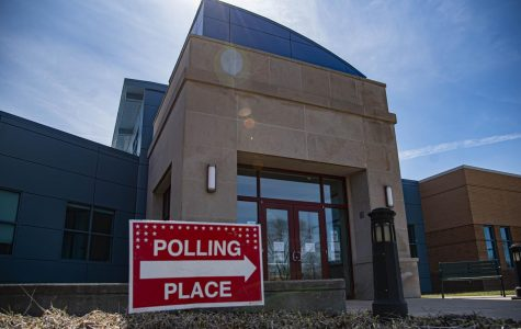 Polling stations across Illinois continue to keep their doors open for the Presidential Primary Election despite the growing concerns of the spread of COVID-19 on Tuesday, Mar. 17, 2020 at Lincoln Land Community College in Springfield, IL.