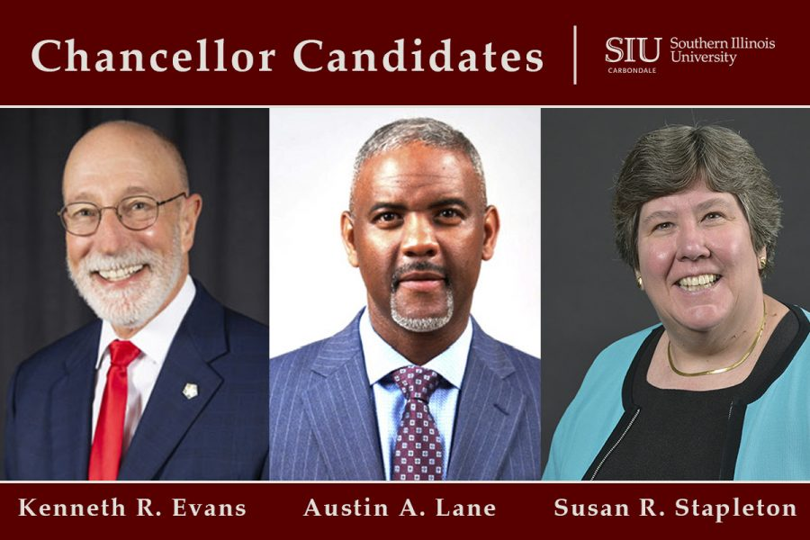 Chancellor candidate Susan Stapleton speaks to SIU community at open forum