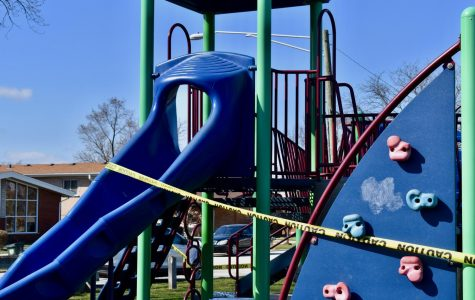 Gallery: Playground closures and community support