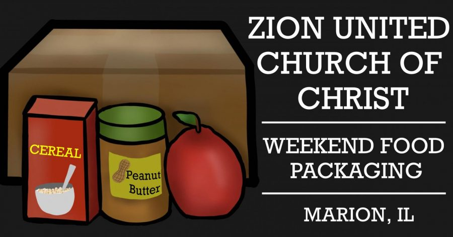 Food is their niche: Zion UCC provides food packages for children, families in need during COVID-19