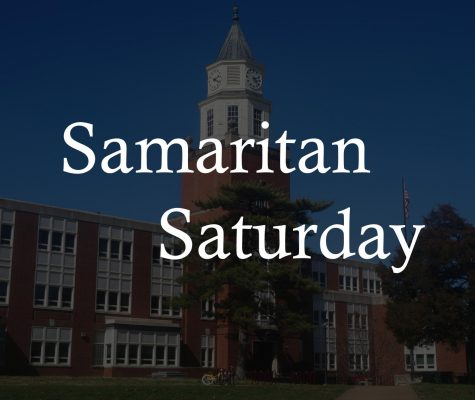 Samaritan Saturday Pulliam logo