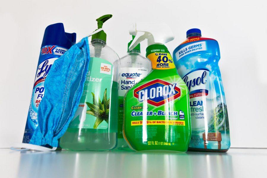 Saluki Sanitizer: Fermentation Institute produces hand sanitizer for SIU