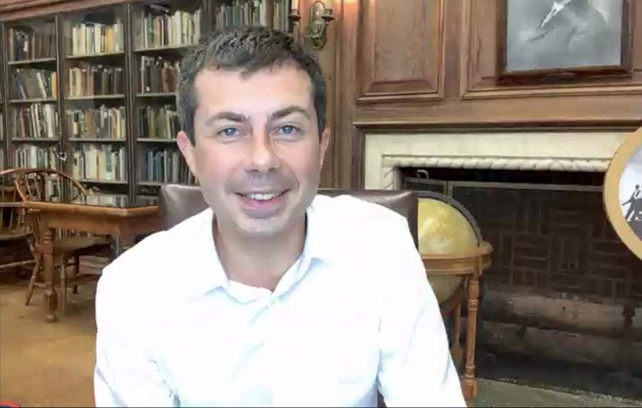 Understanding Our New World: virtual forum with Pete Buttigieg