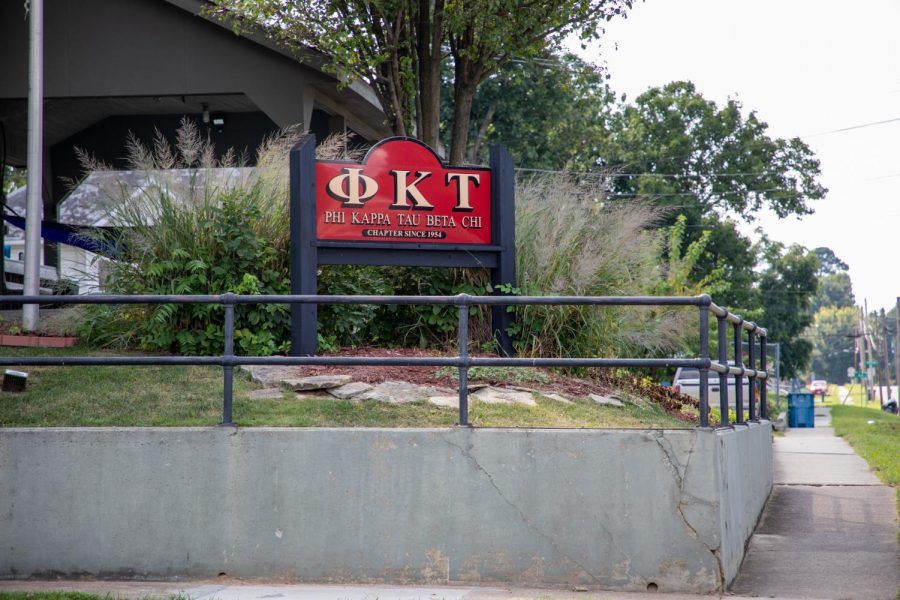 COVID-19 restrictions weigh heavily on fraternities and sororities