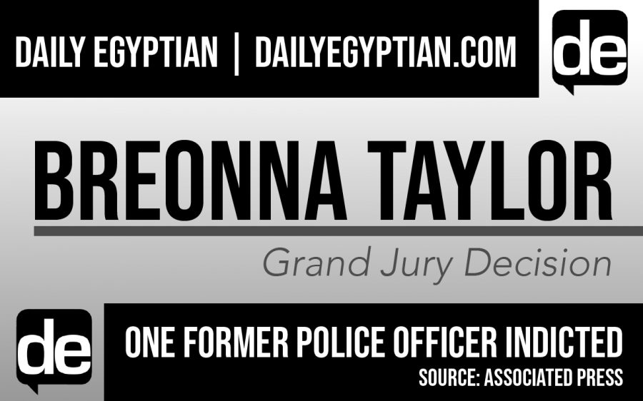 Grand jury indicts one former officer with 'wanton endangerment' in Breonna Taylor death