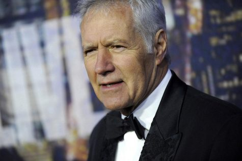 Alex Trebek attends the SNL 40th Anniversary Celebration at Rockefeller Plaza in New York on February 15, 2015. (Dennis Van Tine/Geisler-Fotopres/DPA/Zuma Preses/TNS)