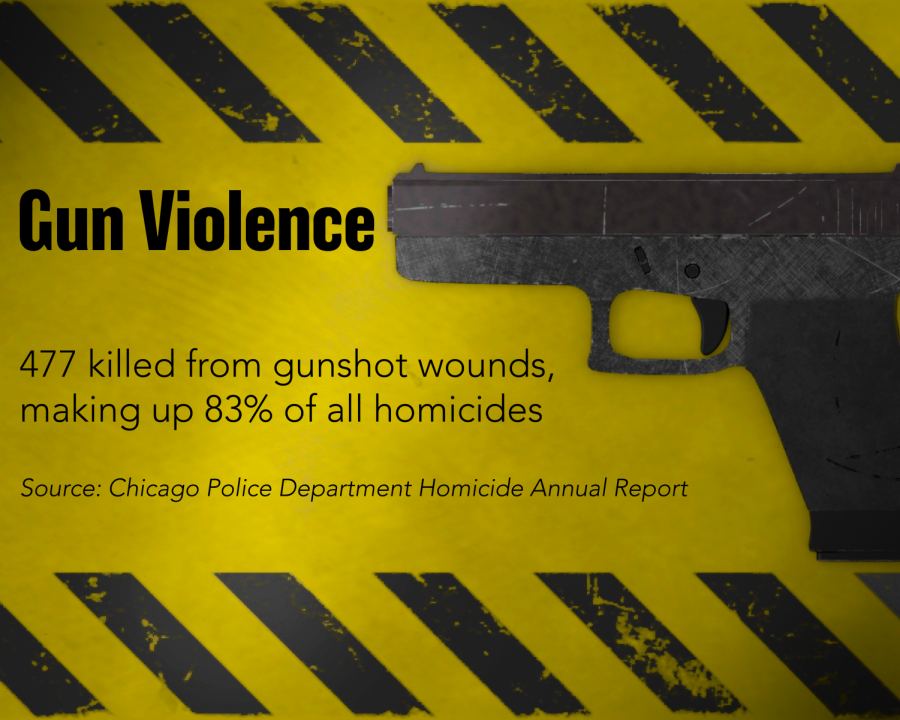 Examining Gun Violence in Chicago and St. Louis