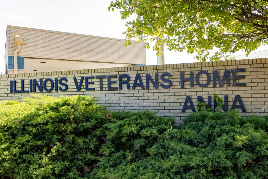 The Anna Veterans' Home is a 50-bed nursing care facility for eligible veterans that opened in 1994 Sunday, April 25, 2021 in Anna, Ill.