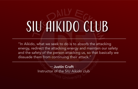 Aikido club returns, teaches peaceful martial art